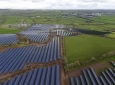 Solar Investment Plunges Amid Panel Glut