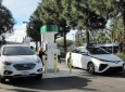 Hydrogen Cars Struggle To Compete With Electric Vehicles