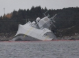 365,000 Bpd Shut In After Tanker Collides With Norwegian Warship