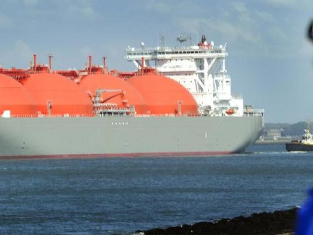 South Korea Dominates Global LNG Shipping Market | OilPrice com