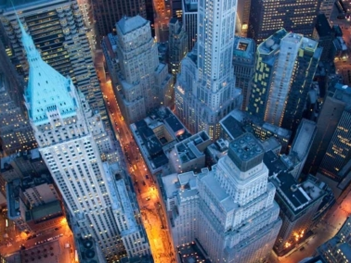 Wall Street Sees Oil Price Recovery In 2019 | OilPrice com