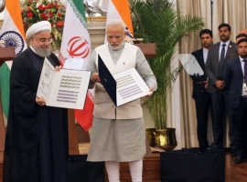 India Finds Way To Skirt U.S. Sanctions Against Iran