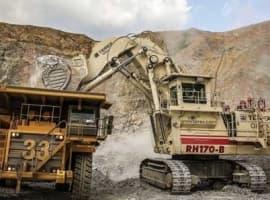 Acacia gold mine