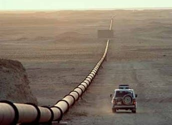 Russian ESPO Pipeline Threatens Europe Oil Supplies
