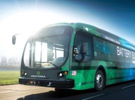 California To Electrify All Buses By 2029