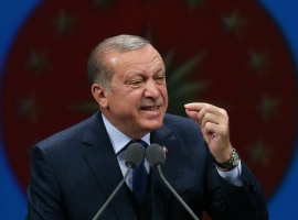 Erdogan: Cyprus Oil Drilling Is A Security Threat To East Mediterranean