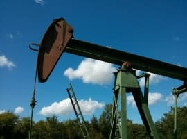 Oil Rallies As OPEC Production Falls