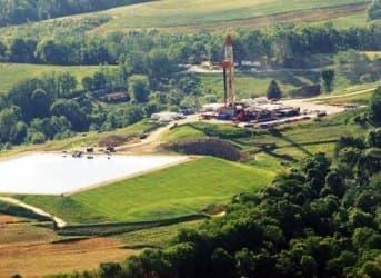 Chesapeake Gives Up On New York Fracking