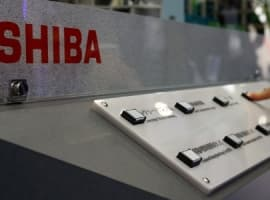 Toshiba Loses Billions On U.S. Nuclear Write-Offs