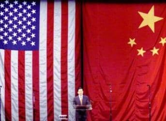 China Warns Australia to Choose