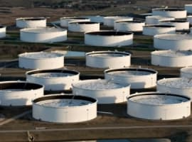 Crashing Cushing Inventories Boost Oil Prices