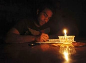 Not Darkest Africa, but Darkest Nigeria - 120 Million Without Electricity
