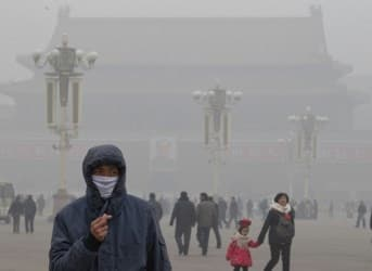 Synthetic Gas: False Friend For China's Clean Air Drive?