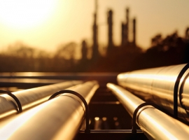 Oil Spikes On Supply Disruptions