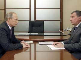 Putin: Russia Is Fine With $60 Oil