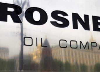 Rosneft Feels Bite of Sanctions, Requests Kremlin's Help