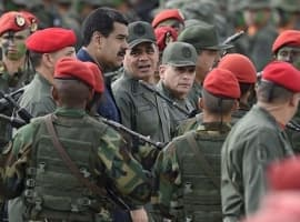 Maduro Tightens Grip On PDVSA As Production Plunges