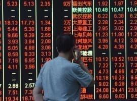 falling stocks