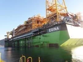 Egina platform