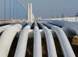 Aramco pipelines
