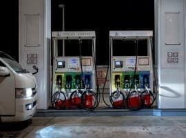 China gasoline