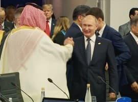 Putin MBS