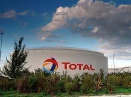 Total oil storage