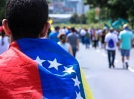Crisis Stricken Venezuela Faces Mounting Pressure From The U.S.