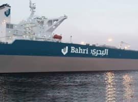 Bahri tanker