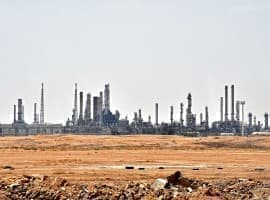 Saudi Refinery