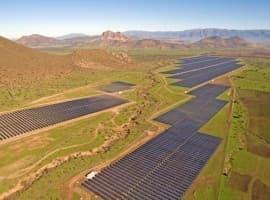 Solar South America