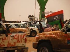 The War For Libya's Oil