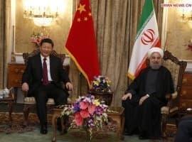 Rouhani Xi