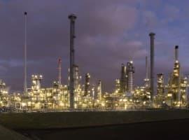 Europoort Refinery