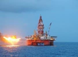 Gas Deep Sea