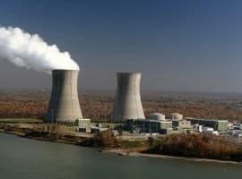 Nuclear plant Ohio
