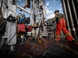 Cenovus drilling