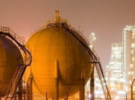 LNG Infrastructure