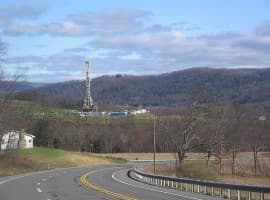 Marcellus Shale Tower