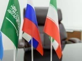 OPEC flags