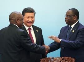 Africa, China