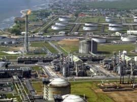 Nigeria oil tanks