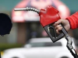 Gasoline pump