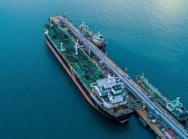 Tanker loading