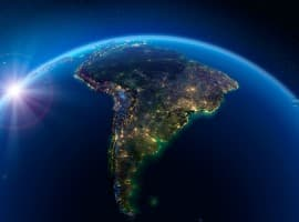 South American Oil