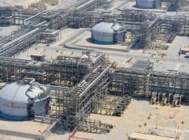 Saudi Oil Terminal