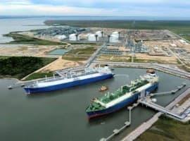 Sabine pass LNG
