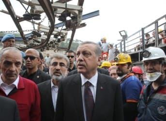 Turkey's Erdogan Prepares for Another Showdown After Mine Accident