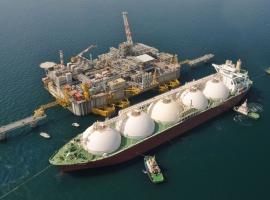 $40 Billion LNG Project Finally Starts Up