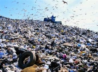Making a Big Stink: Is That a Landfill or a Gold Mine?